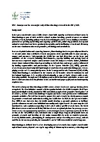Biotechnology Research in the CGIAR - Concept Note