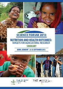 Science Forum 2013: Summary