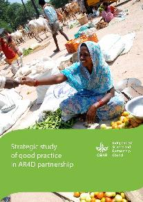 Strategic Study of Good Practice in AR4D partnership