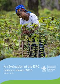 An Evaluation of the ISPC Science Forum 2016